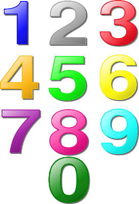 Numbers! (image from musespeak.com)