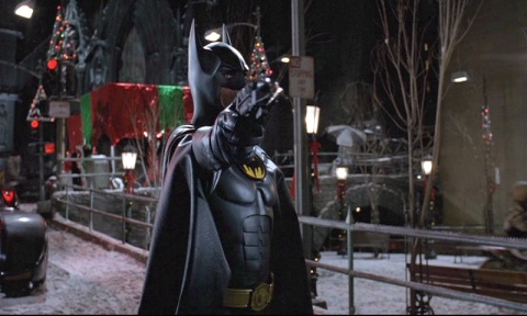 Batman. Batman! I'm not having this discussion with you right now. You wouldn't make the list anyway, ok? Just let it go. (photo from christmascavalcade.blogspot.com)
