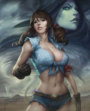 Stop it Zenescope comics! I will not be persuaded by these base methods. (image from zenescope.com)