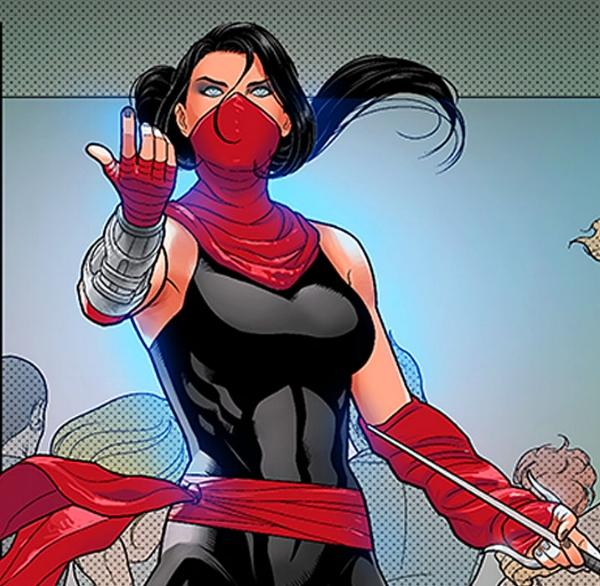 Come closer. Elektra wants to say hi. (cbr.com)
