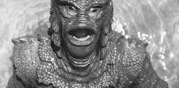 Gill-Man is still unhappy with last week's rankings. (horrornewsnetwork.com)