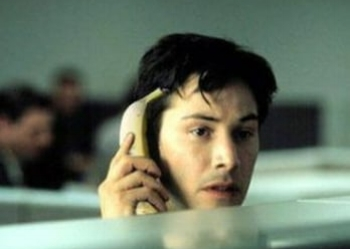 """""""Umm....props? Can we get Keanu an actual phone? Yeah, the banana is just not working."""" (yelp.com)"""