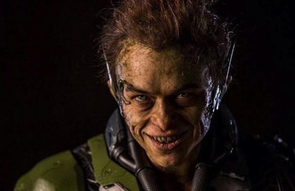 """The makeup department tried for Goblin, got to """"Leprechaun from those horror movies"""" and said, """"close enough."""" (thewrap.com)"""