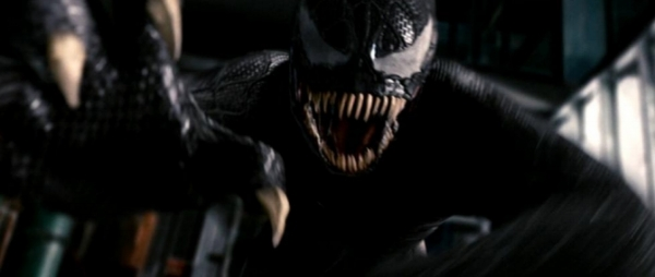 I just realized this Venom has white claws. Weird design choice. (denofgeek.com)