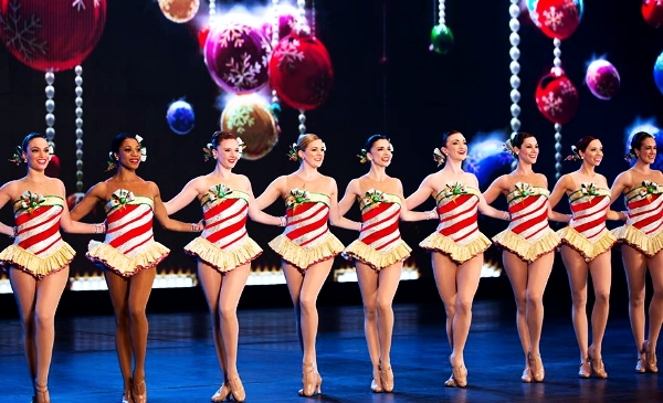 Look! There's legitimately 9 of them! (rockettes.com)