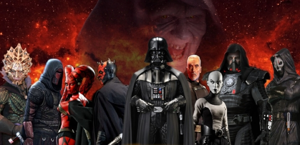 In Star Wars, black remains the new black. (comicvine.com)
