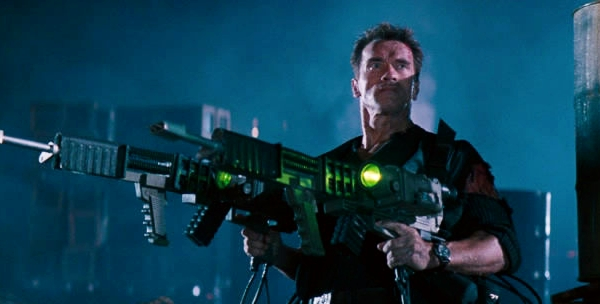 Teen Tim adored guns with green laser sights. Who knows why? (livedoor.blogimg.jp)