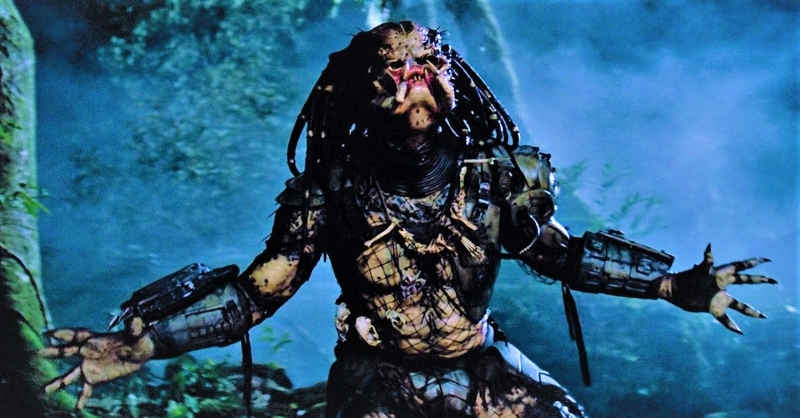 Enjoy these links and for goodness sakes give Predator a hug. (dreadcentral.com)