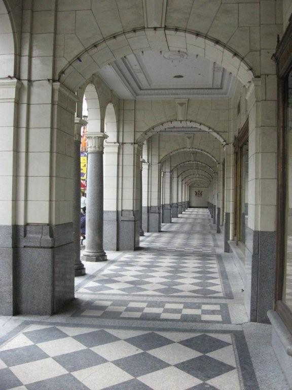 the Bay colonade.JPG