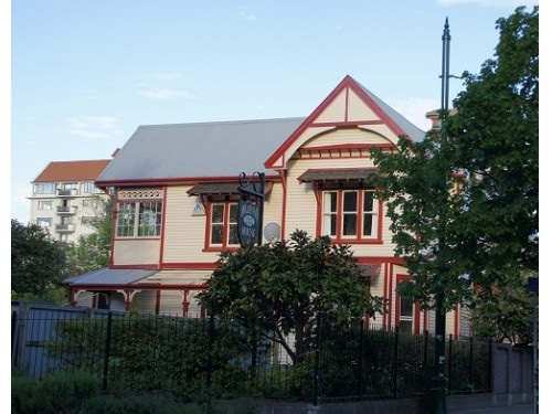 Christchurch hostel is like a home away from home.