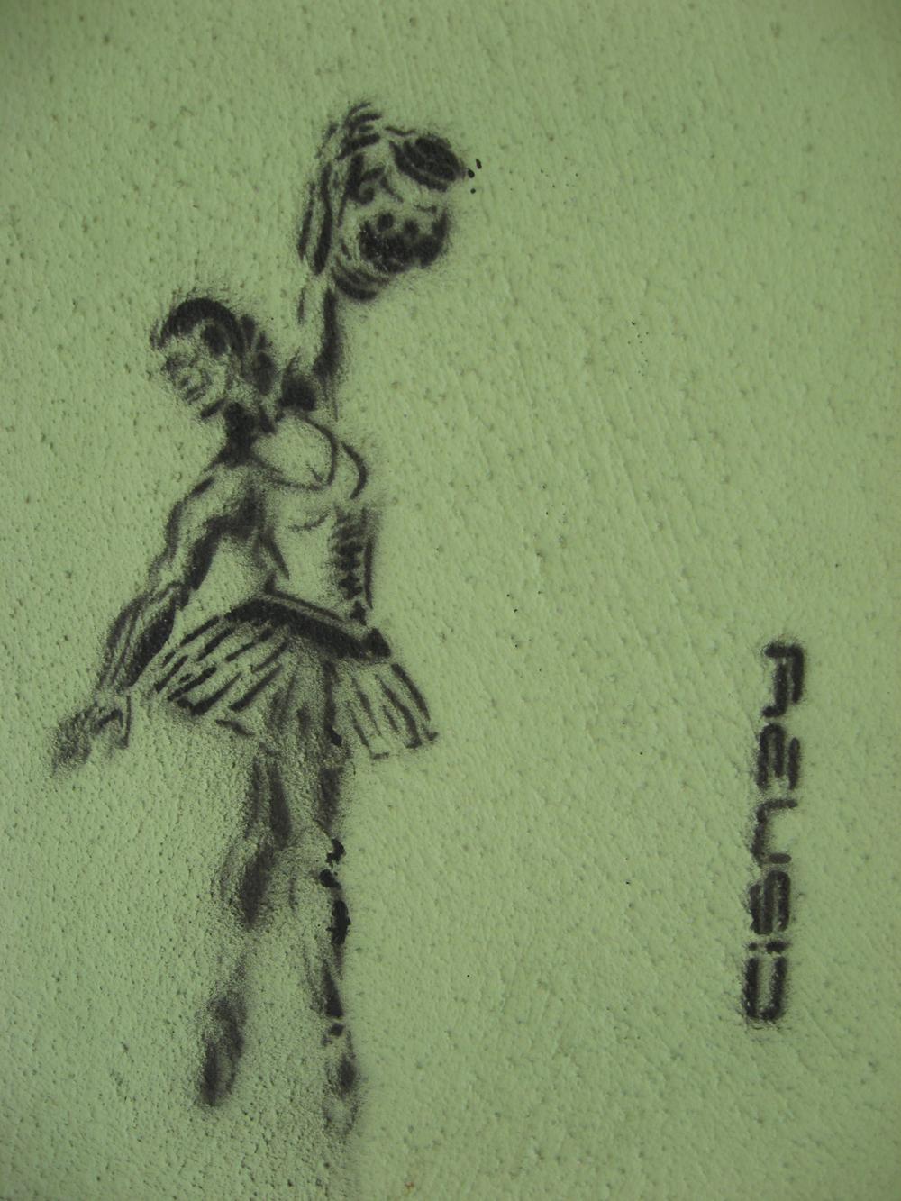 Frankfurt S Found Street Art Everyday Tourist