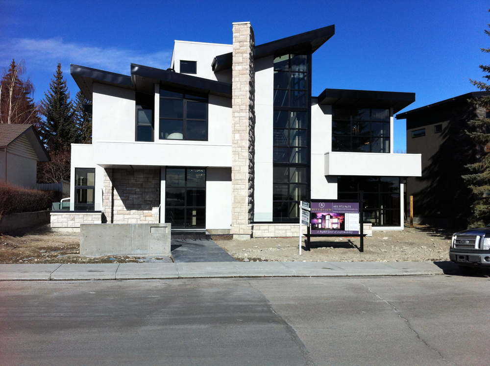 Calgary north america 39 s newest design city revisited for Modern 80s house