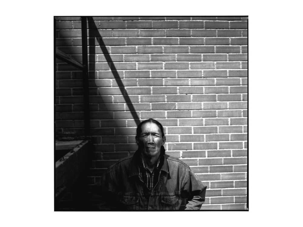 Stan Big Sorrel Horse, St. Mary's Residential School, Blood Reserve, Alberta, 2009