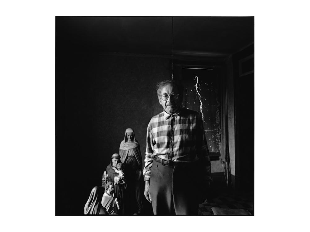 Joseph Prive, Forget, Saskatchewan, 1993