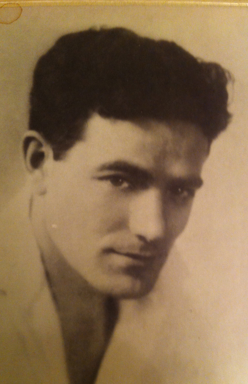 Photo of Louis L'Amour c. 1939