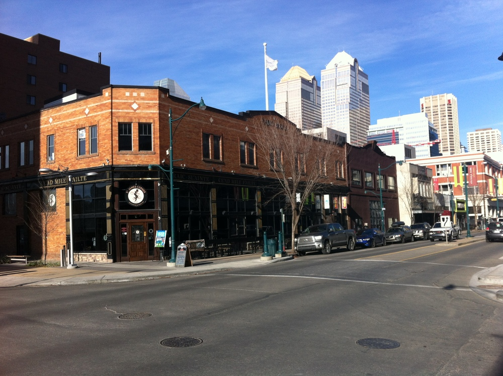 The Beltline's Victoria Park district has a mix of old and new, high-end fashion shops and funky pubs and clubs. There 100+ historical buildings and sites in the Beltline.
