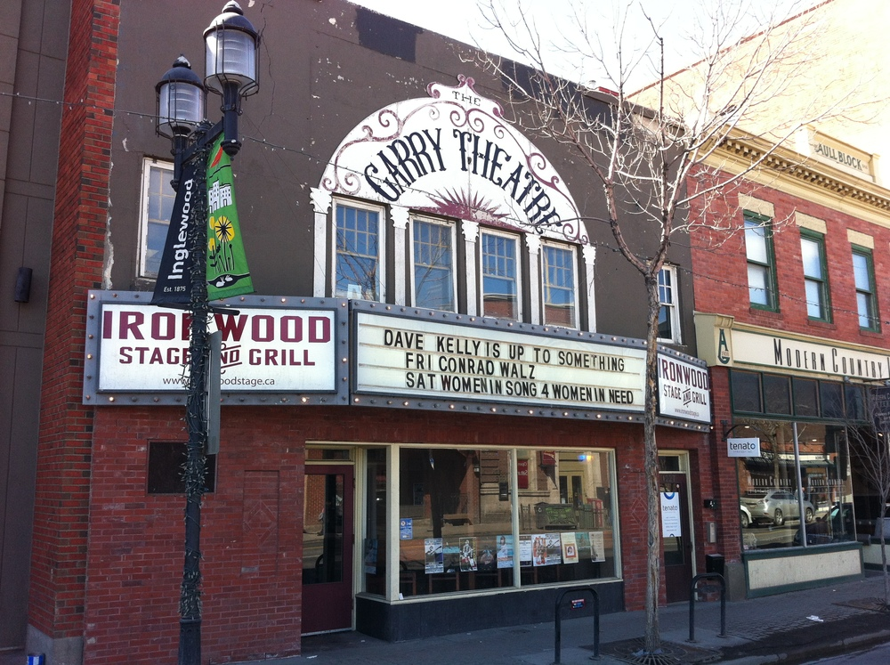 Calgary is home to 60+ live music venues.