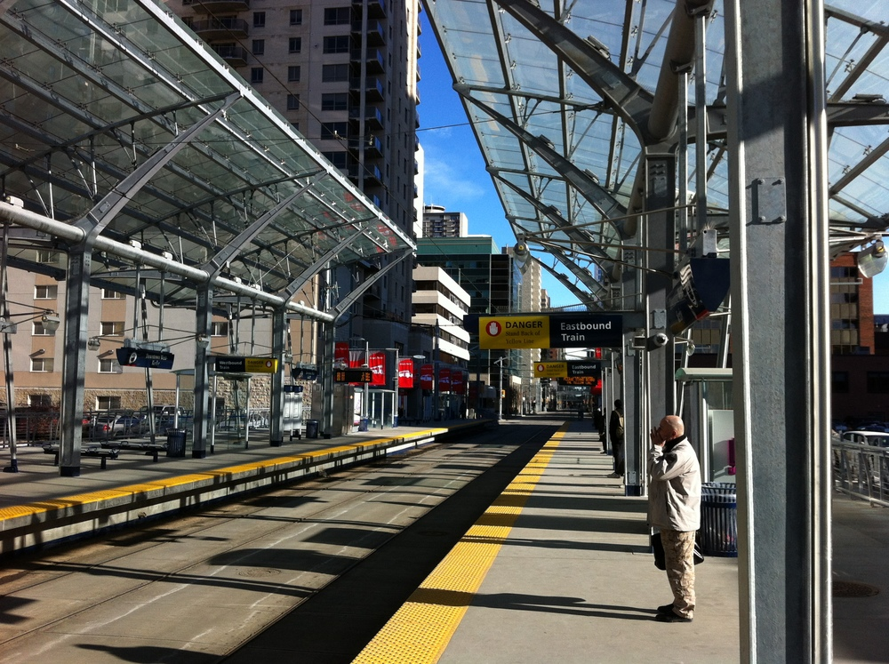 One of the biggest improvements in the Downtown over the past few years has been the redesign of the LRT stations.