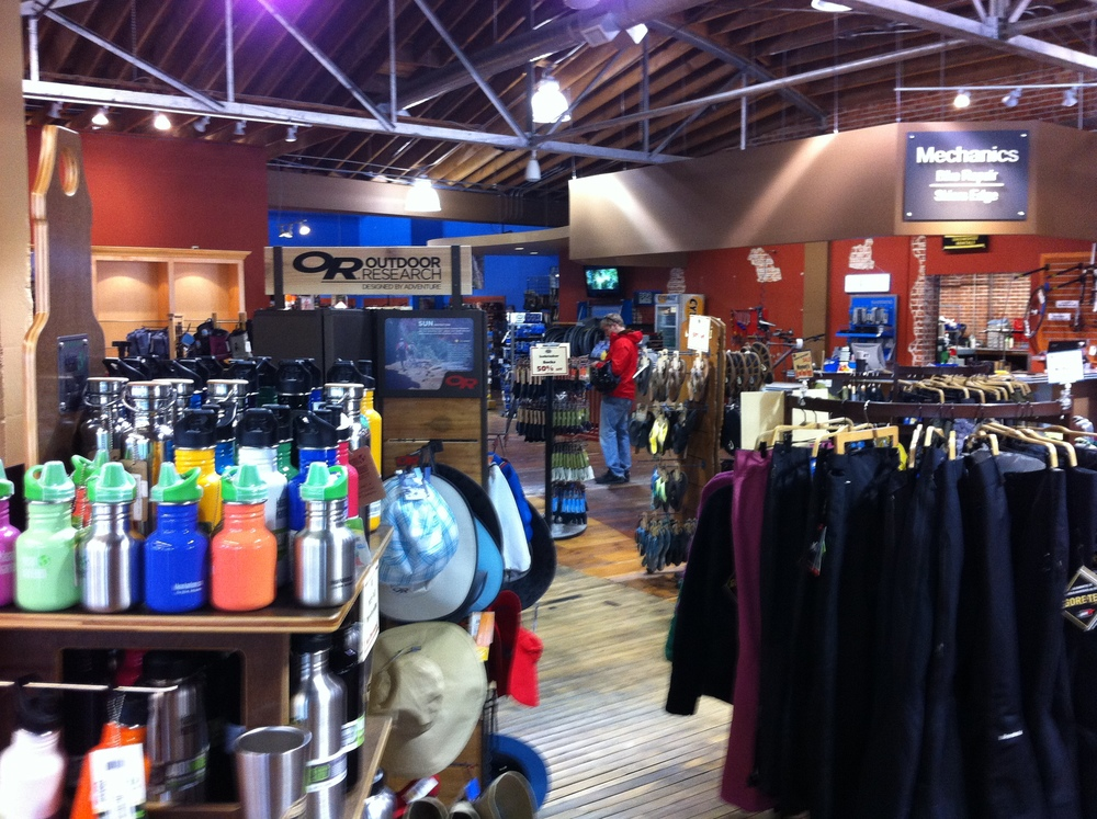 Boise clothing stores