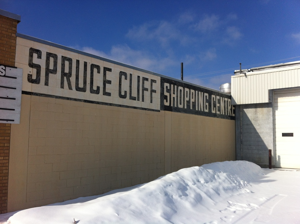 Spruce Cliff Shopping Centre