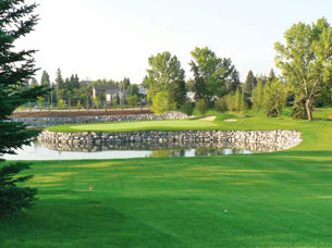 Shaganappi Golf Course