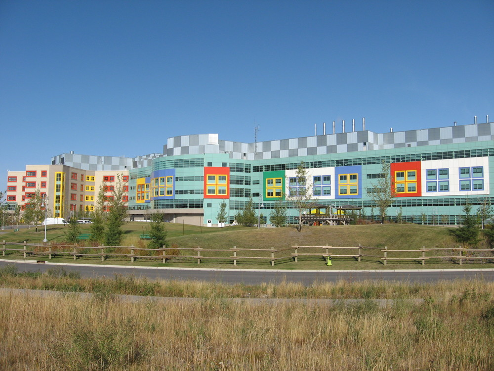 The Alberta Children's Hospital has added a new dimension to Calgary's growing learning city. It is also one of Calgary's signature modern architectural buildings.