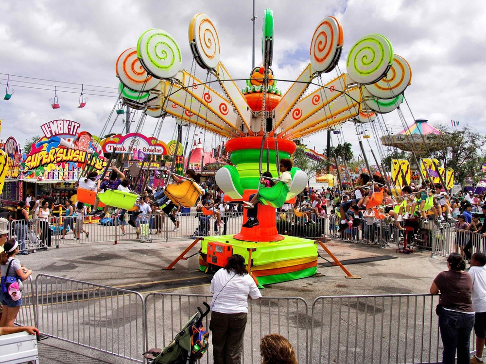 Lollipop Swings (photo credit: Calgary Stampede)