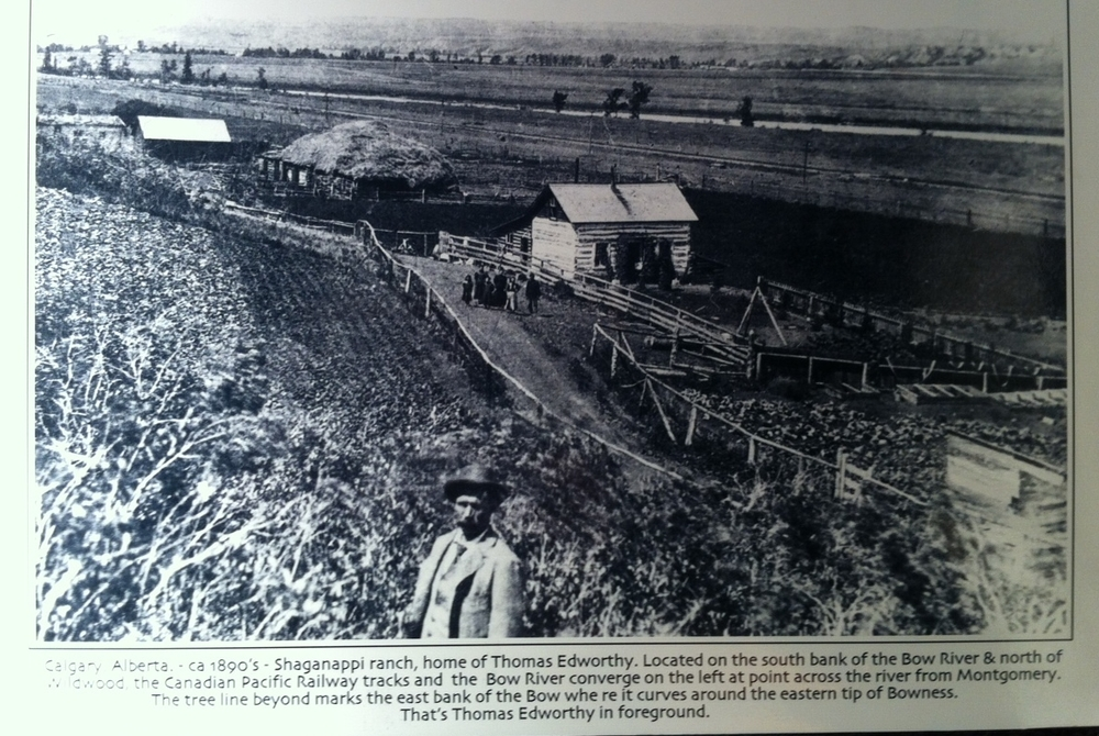 Urban agriculture is not new.
