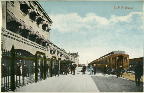 I expect that in the future the downtown rail station will return.