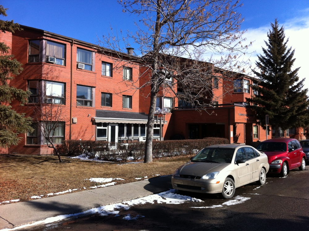 Parkdale seniors apartments