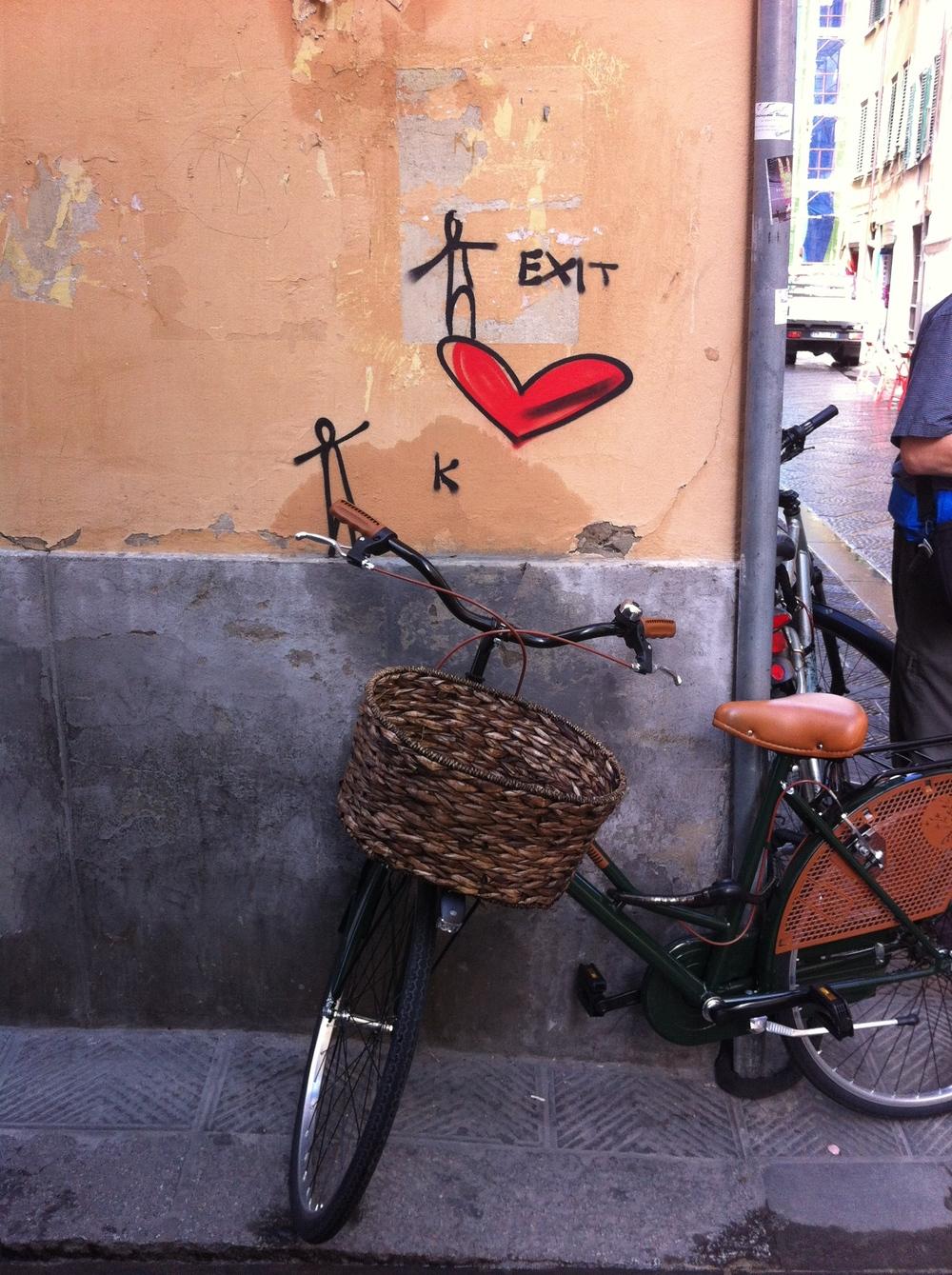 Exit bike