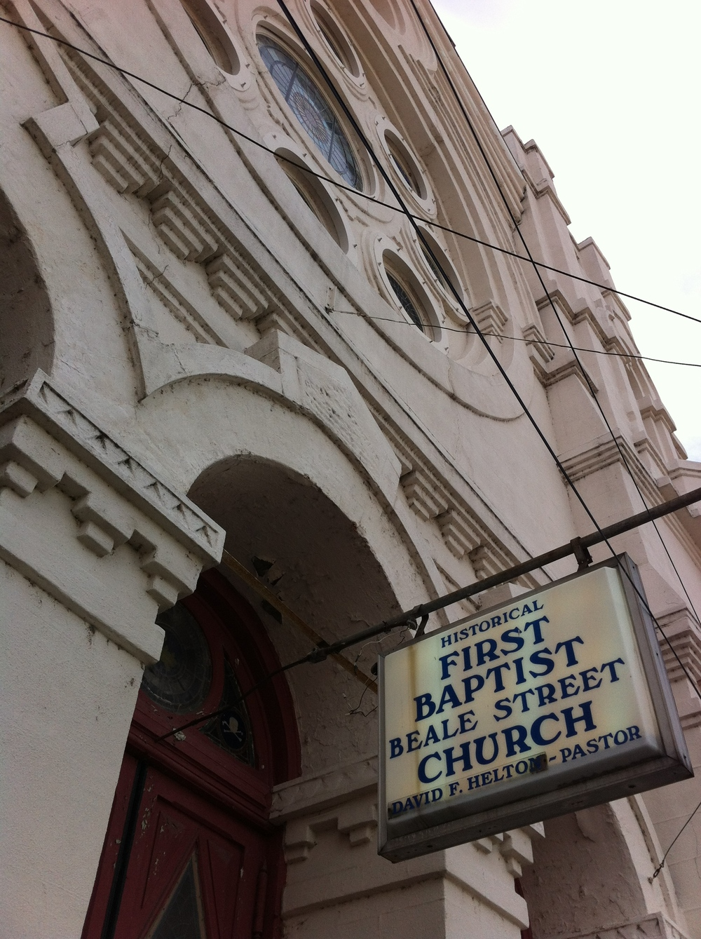 FirstBaptistChurch