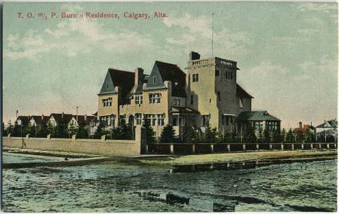 Burns Residence
