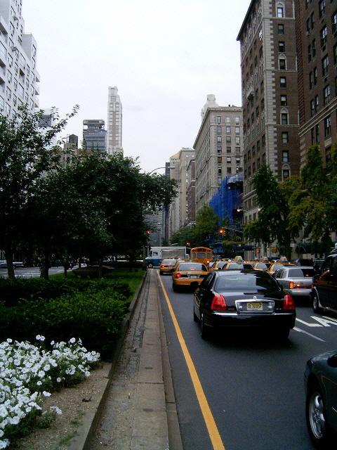 New York City's Park Avenue.