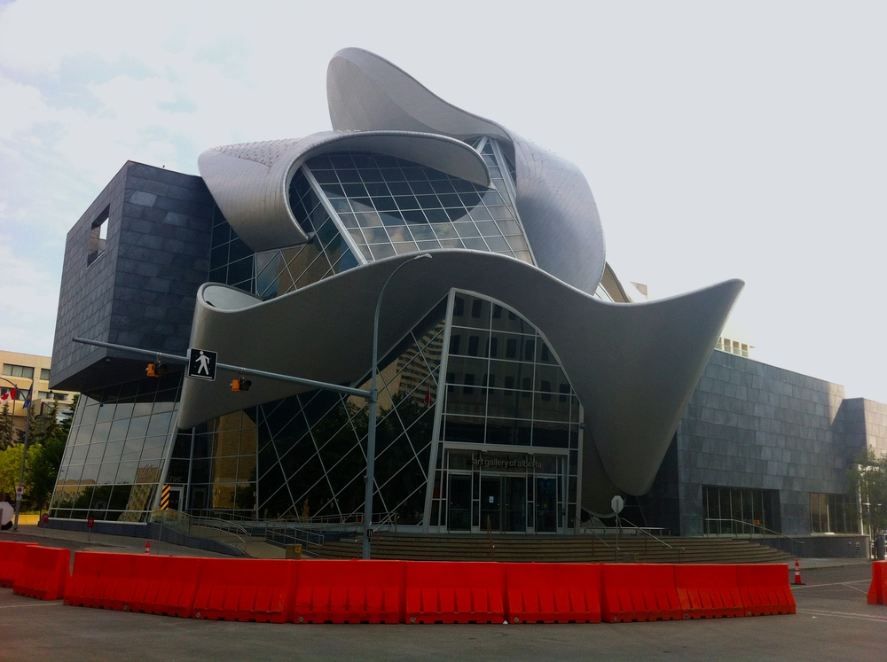 Art Gallery of Alberta, Edmonton, Alberta