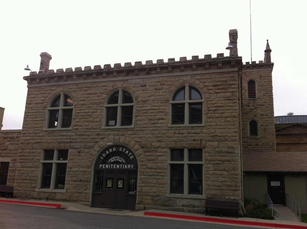 The Idaho State Penitentiary seem charming in comparison to Kilmainham Gaol.
