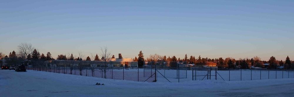 Altadore school site prime location for redevelopment into a mixed-use urban school village.