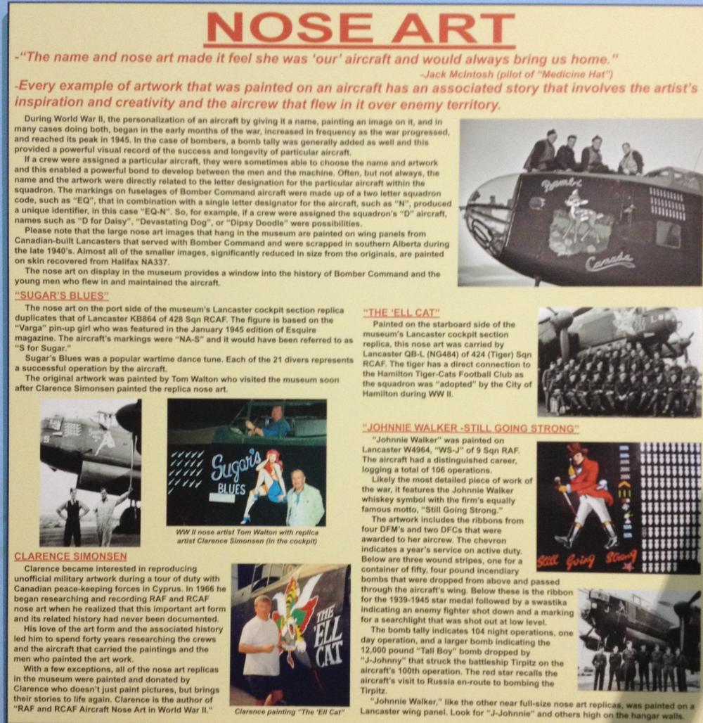 Nose art info