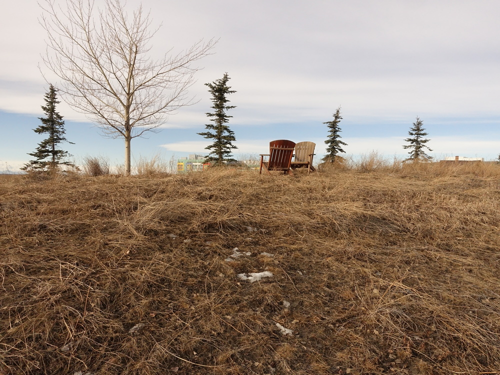 Some people havealready claimed their spot in Calgary's new University District.