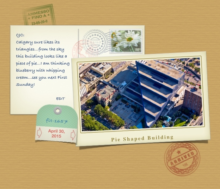 Postcard Municipal Building