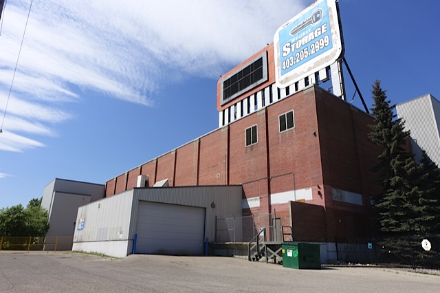 The Bottling Plant on the corner of 9th Avenue and 15th Street SE is being proposed as Phase 1 of the mega makeover of the Inglewood Brewery District. Different options for the restoration of the sign are being looked at. This is not the original sign.