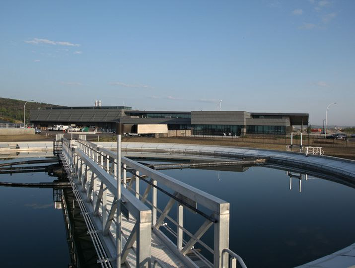 Pine Creek Water Treatment Plant (photo credit: City of Calgary)
