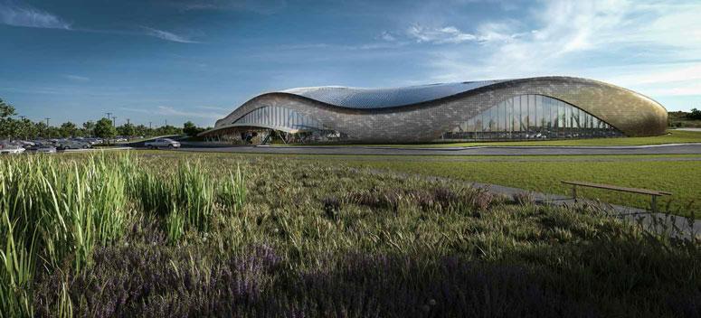 New Rocky Ridge Recreation Centre