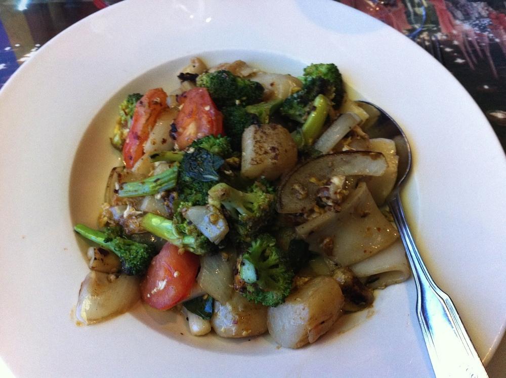 Jasmine Bistro meal