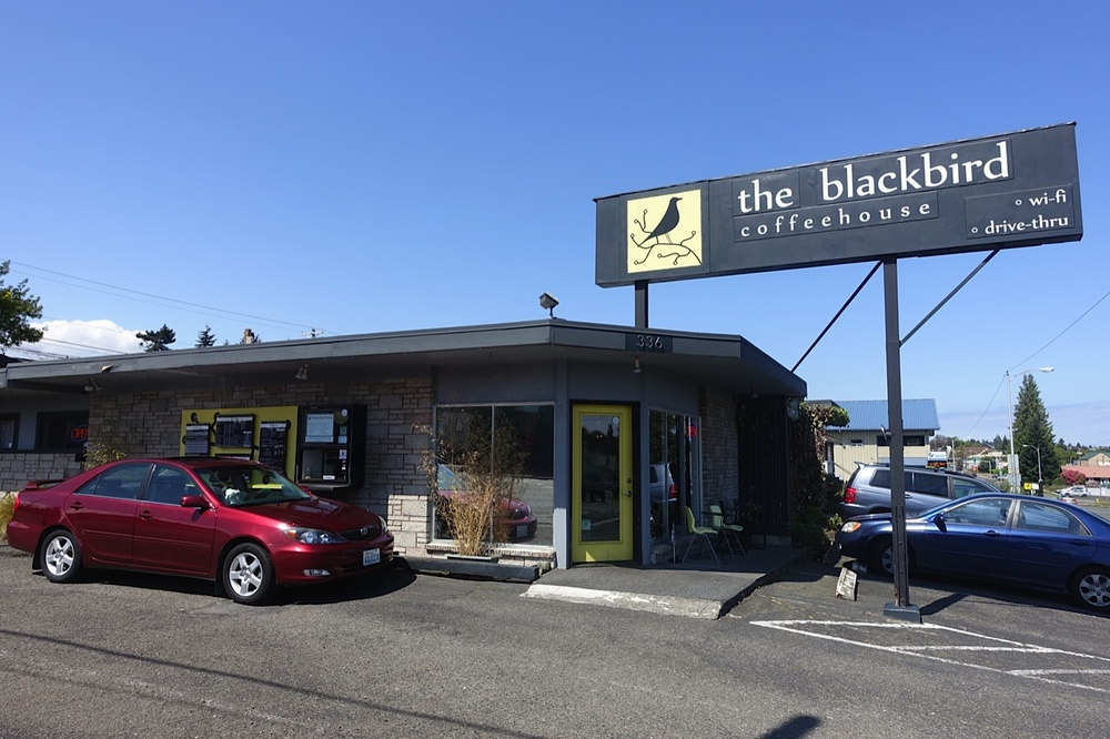 The Blackbird Coffee House
