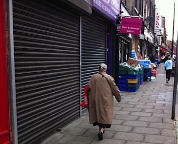 Dublin old lady