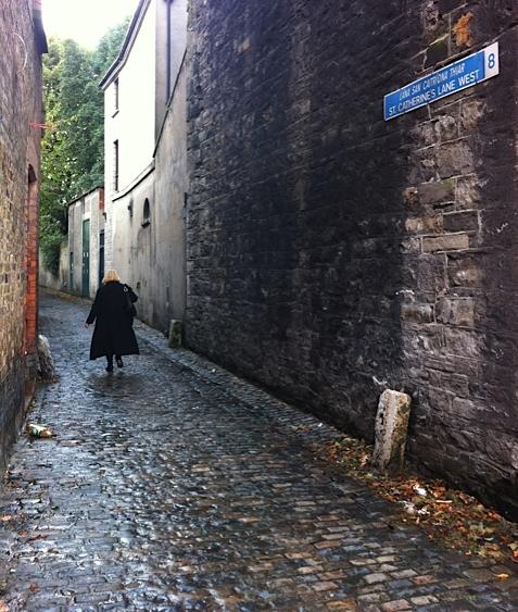 Dublin alley
