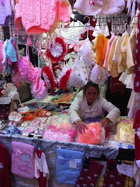 Dublin market