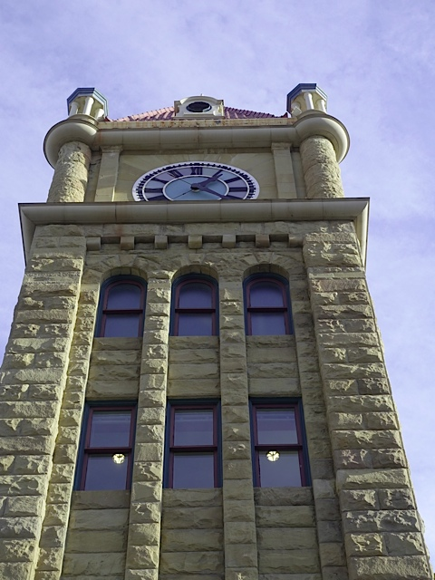 Old City Hall Clock Tower