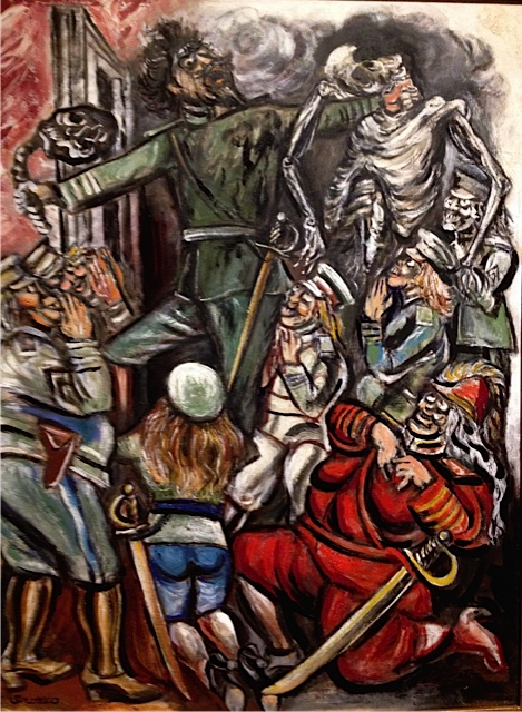 Jose Clemente Orozco, The Demagogue, 1947